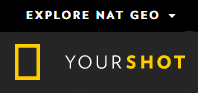 National Geographic Your Shot logo
