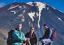 Ngauruhoe Oct 1999 250x175