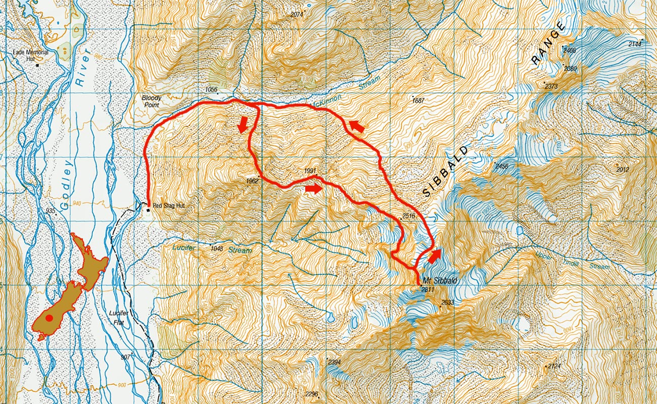 Mt-Sibbald-route-map