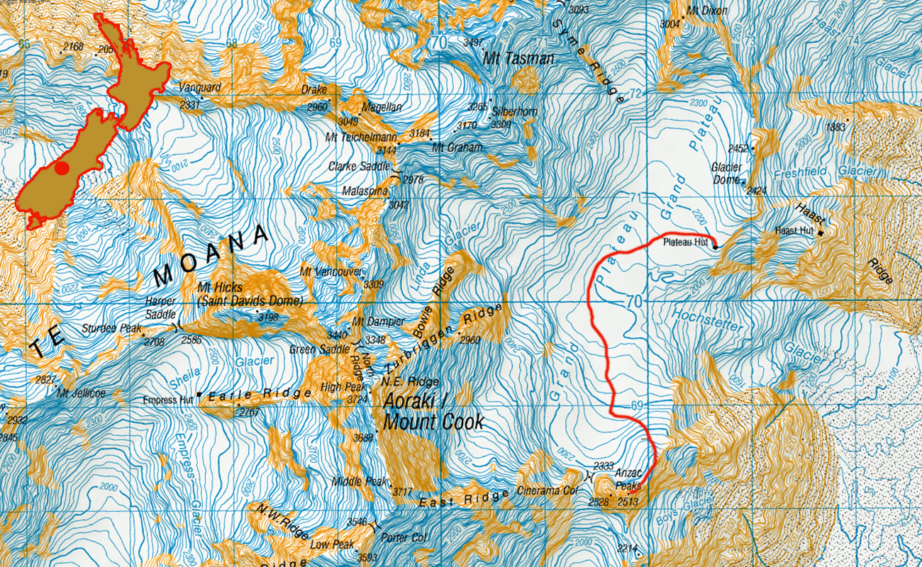 ANZAC-East-route