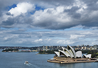 Landscape, culture, travel images - Australia Sydney