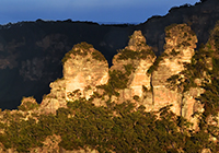 Australia Blue Mountains images and information