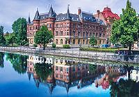 Landscape, culture, travel images - Sweden