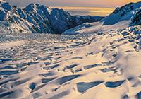 Glaciers New Zealand landscape, culture, travel images