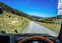 Molesworth Road New Zealand mountain images and information