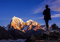 Find specific mountain images and information easily Khumbu Nepal Himalaya