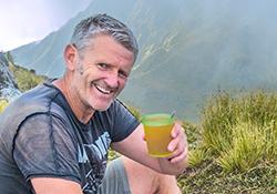Tararua New Zealand mountain images and information